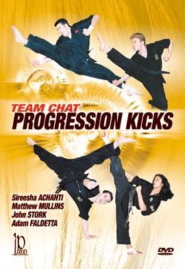 Progression Kicks, DVD 68