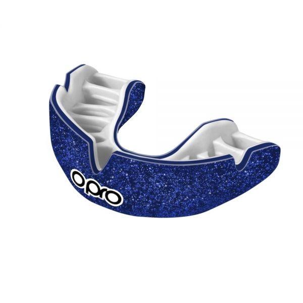 OPRO Zahnschutz PowerFit Galaxy Shimmer blue