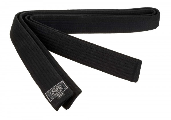 Gürtel schwarz Master 4,5 cm