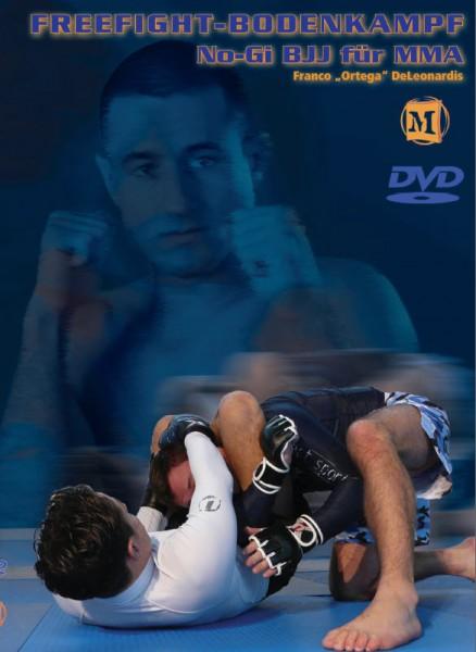 Freefight-Bodenkampf - No-Gi BJJ für MMA