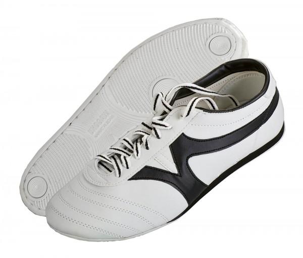 Matten-Schuhe Korea weiß