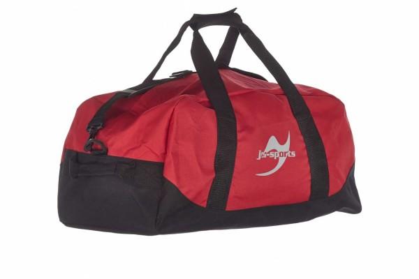 Kindertasche rot/schwarz