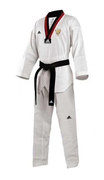 adidas Taekwondoanzug Poom T220.DRBB mit DTU Stickerei