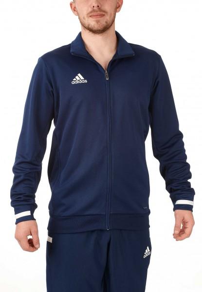 adidas T19 Trekking Jacket Männer blau/weiß, DY8838