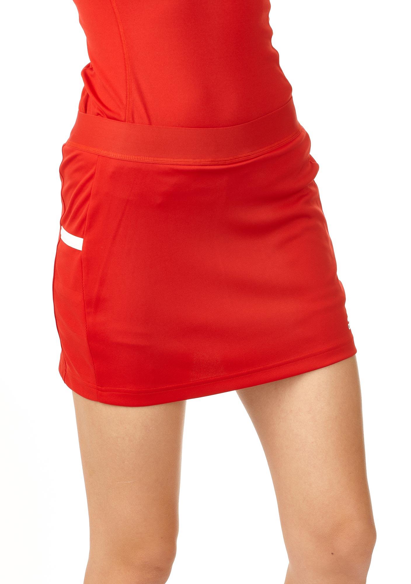 adidas T19 Knee Shorts Damen schwarzweiß, DW6882