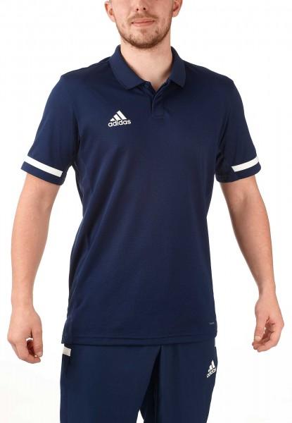 adidas T19 Polo Shirt Männer blau/weiß, DY8806