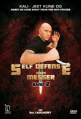 Selbstverteidigung gegen Messer, Bd2, DVD 197