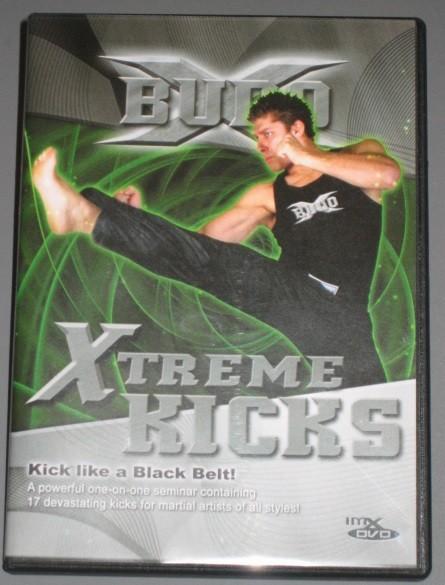 Xtreme Kicks von Alain Moussi DVD