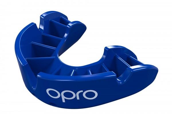 OPRO Zahnschutz Bronze - Blue