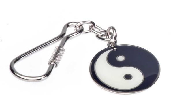 Schlüsselanhänger Yin Yang