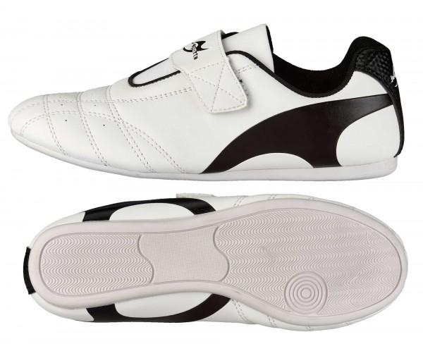 Matten-Schuhe Korea C2 weiß
