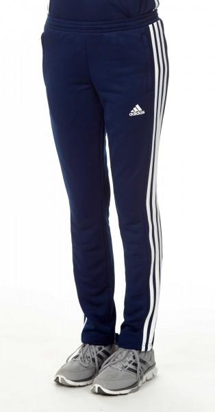 adidas T16 Team Sweat Hose Damen navy blau /weiß AJ5391