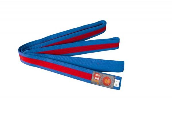 Budogürtel blau/rot/blau