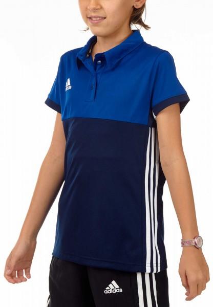 adidas T16 Clima Cool Polo Mädchen navy blau/royal blau AJ5258