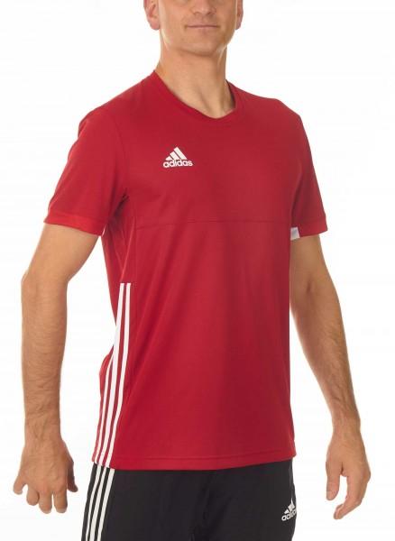 adidas T16 Team Team Tee Männer power rot /weiß AJ5308
