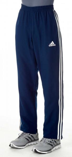 32fed5b99d82cb adidas T16 Team Hose Männer navy blau   weiß