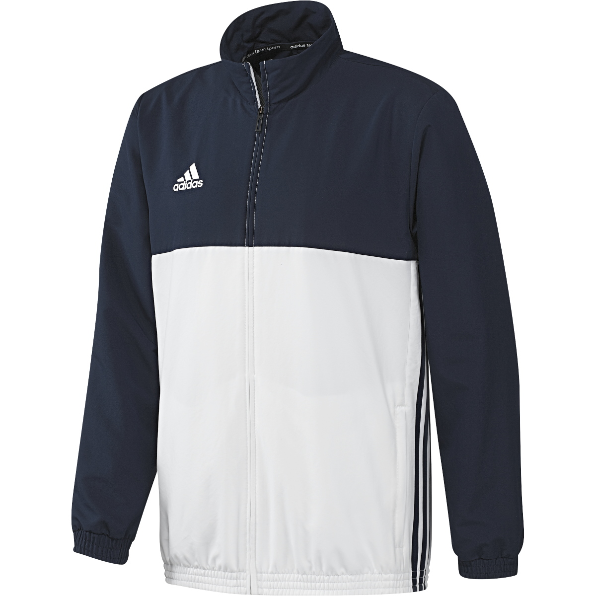 adidas T16 Team Jacket Männer navy blauweiß, AJ5383
