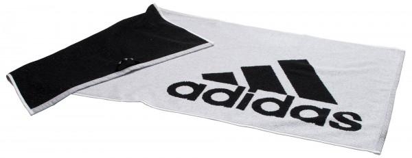 adidas Handtuch Active Towel weiß/schwarz S, DH2862