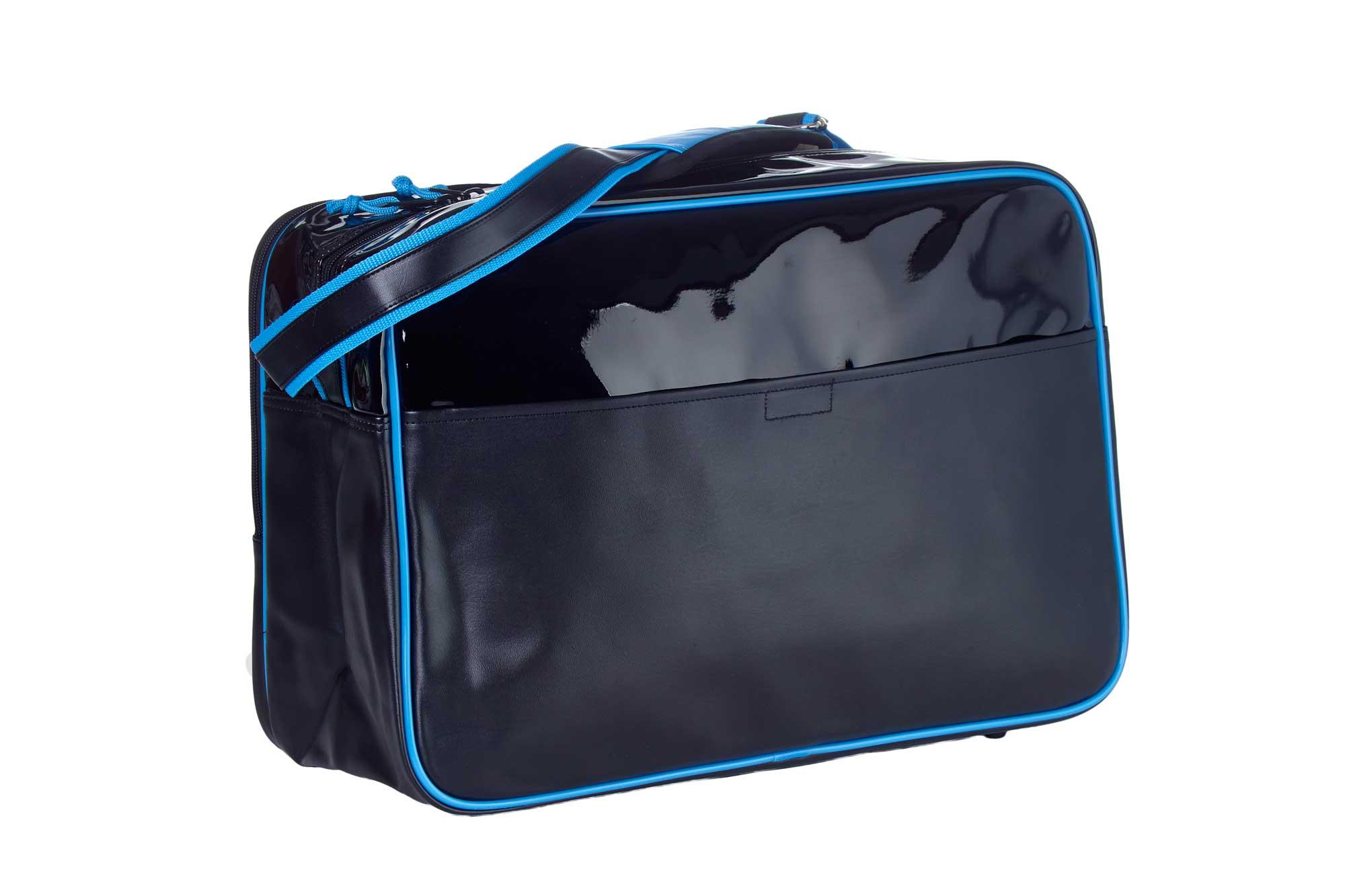 8216e46453607 ... Vorschau  adidas Freizeit Tasche adiACC110CS3-L schwarz solar blue ...