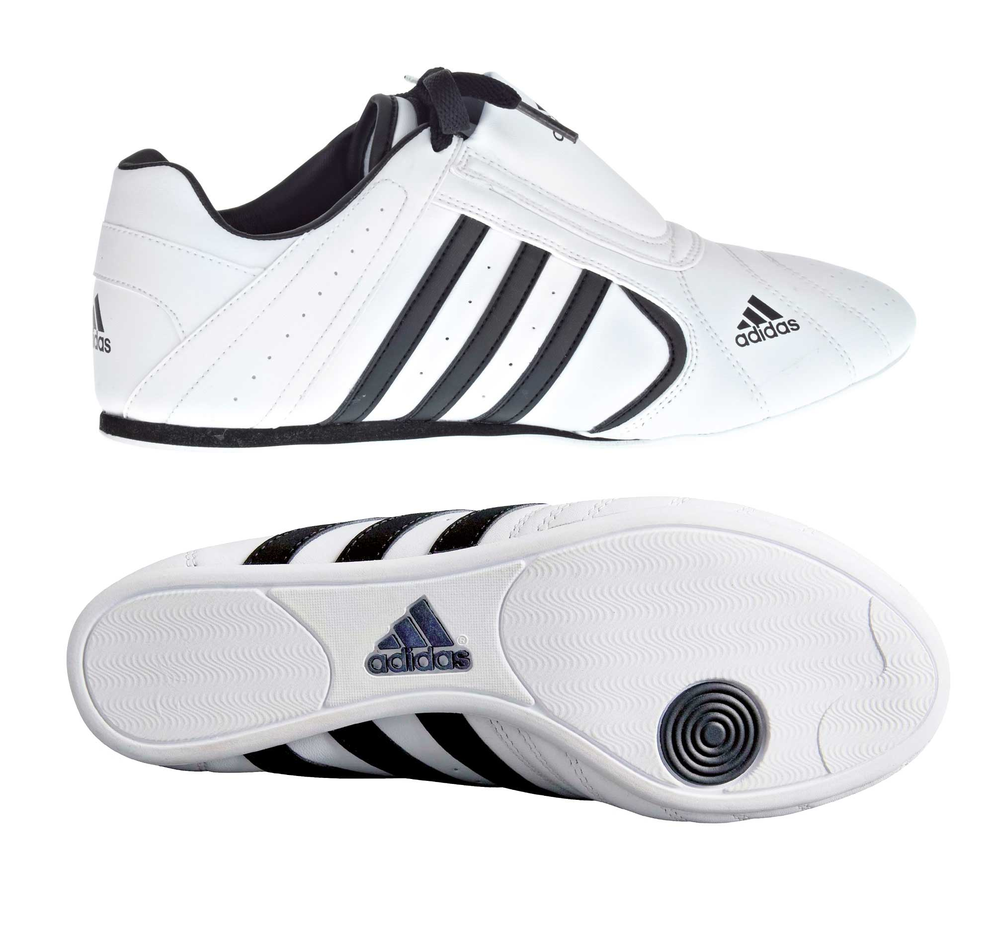 f5b4fc89f5fe63 ... Vorschau  adidas SM III Sneaker weiß ...