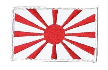 Patch Sonnenflagge