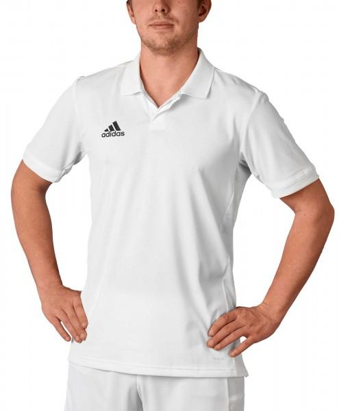 adidas T19 Polo Shirt Männer weiß, DW6889