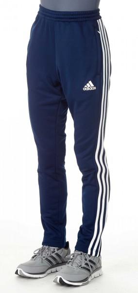adidas T16 Team Sweat Hose Männer navy blau /weiß AJ5396