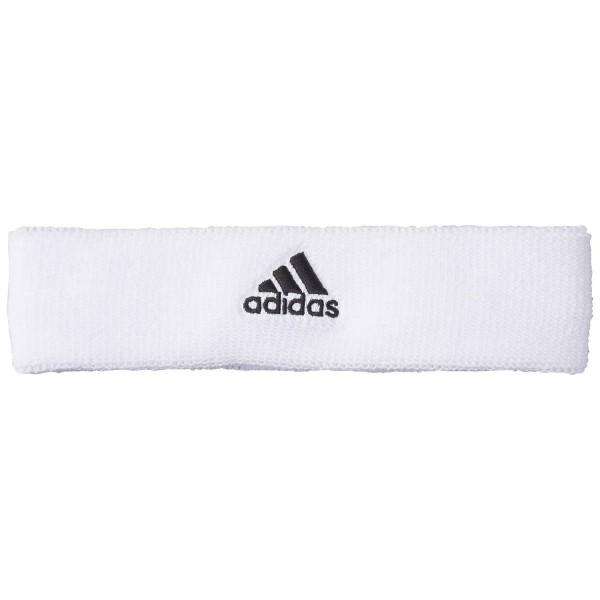 adidas Stirnband weiß/schwarz (CF6925)