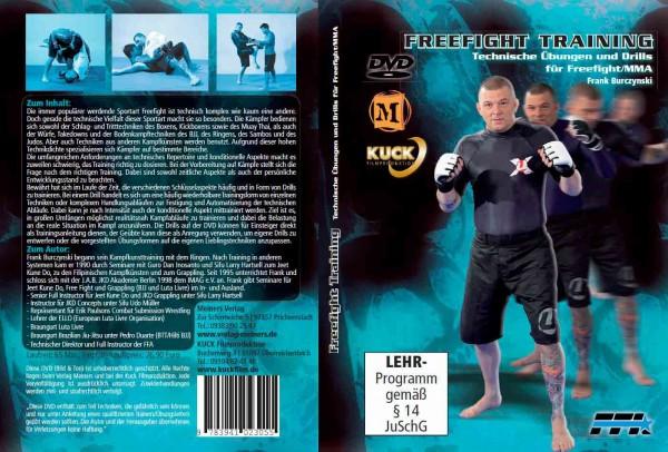 Freefight-Training - Technische Übungen und Drills für Freefight/MMA