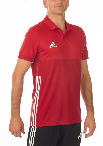 adidas T16 Clima Cool Polo Männer power rot/scarlet rot AJ5483