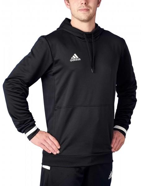 adidas T19 Hoodie Männer schwarz/weiß, DW6860