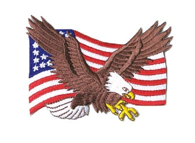 Patch USA Adler