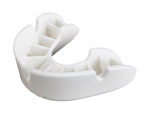 OPRO Zahnschutz Junior Bronze - White