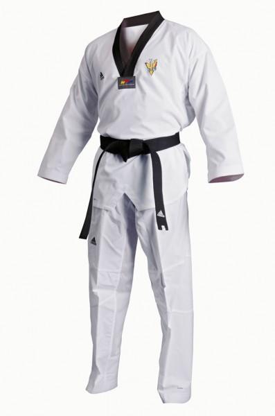 adidas Taekwondoanzug ADI FLEX ADITFL01 mit DTU Stickerei