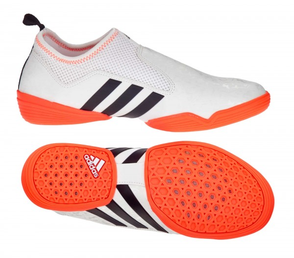 """adidas Sneaker """"Contestant"""" weiß/rot - limited edition, ADITBR01"""