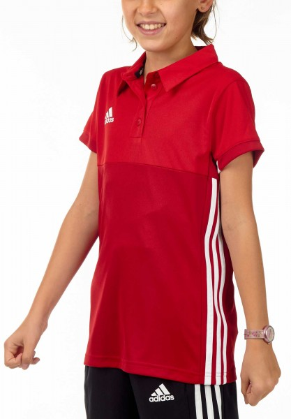 adidas T16 Clima Cool Polo Mädchen power rot/scarlet rot AJ5259
