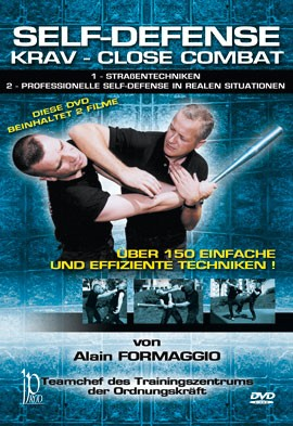 Self defense - Krav Close Combat, DVD 81