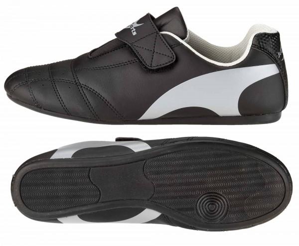 Matten-Schuhe Korea C2 schwarz