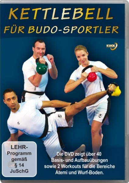 Kettlebell-Training für Budosportler