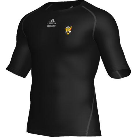 adidas Techfit Entry Shirt Shortsleeve schwarz DTU