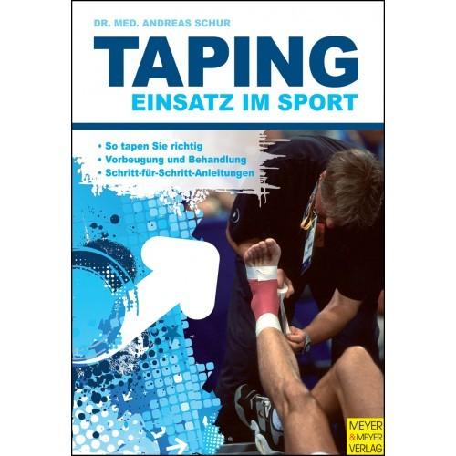 Taping Einsatz im Sport