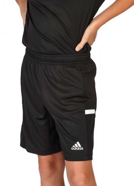 adidas T19 Knee Shorts Boys schwarz/weiß, DW6792