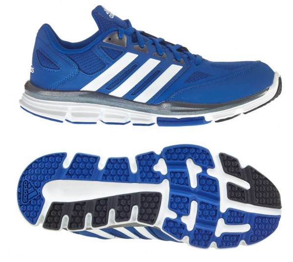 adidas Trainingsschuh Speed Trainer blau/weiß (D74007)