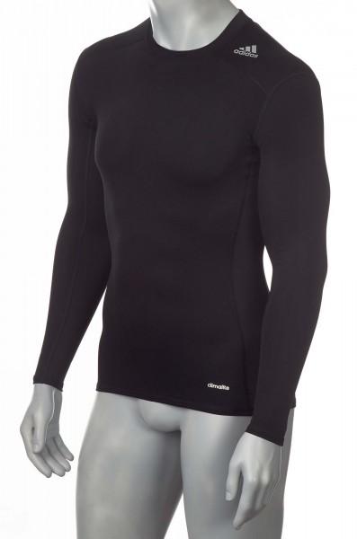 adidas Techfit TF BASE Longsleeve schwarz, AJ5016